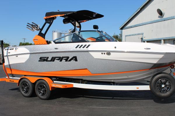 Supra SA 400 w/ Swell Surf