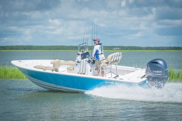 Sportsman Masters 207 Bay Boat Manufacturer Provided Image