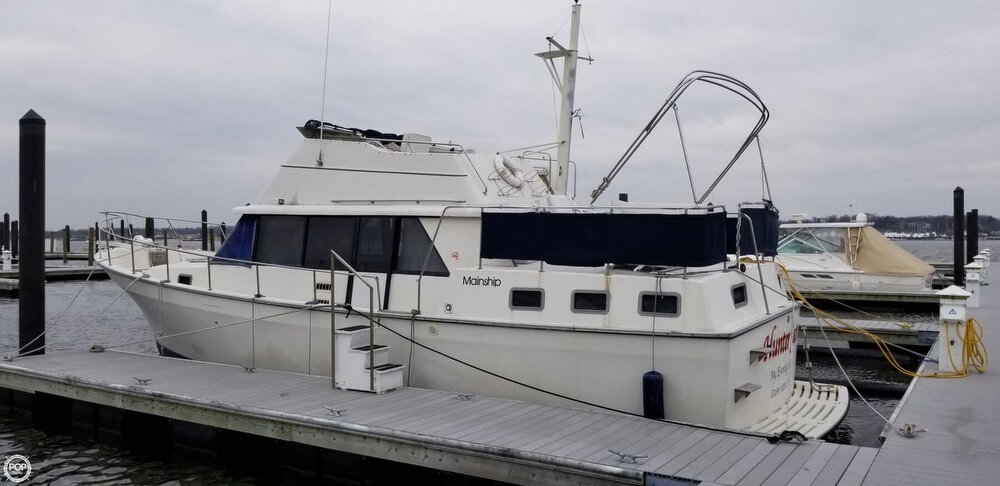 Mainship 40 1986 Mainship 40 for sale in Staten Island, NY