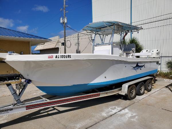 Dusky 278 Open Fisherman