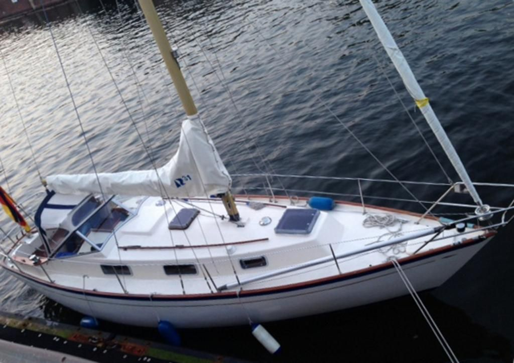 Hallberg-Rassy Monsun 31  sold
