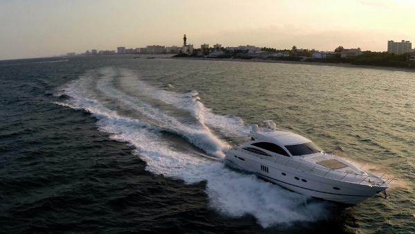 Viking Princess Yacht Express V70 Princess Aerial