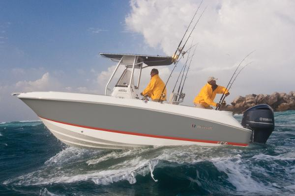 Wellcraft 252 Fisherman Manufacturer Provided Image