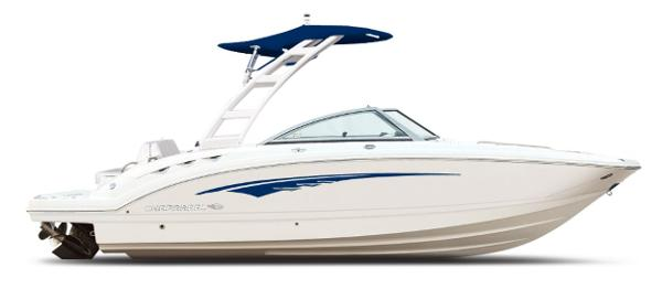 Chaparral 244 Sunesta ON ORDER - WHITE WITH BLUE GRAPHICS