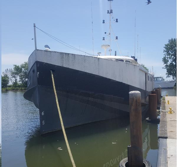 Commercial 65' Great Lakes Fish Tug