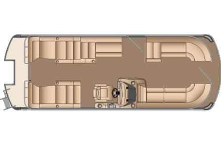 Harris Grand Mariner SL 230 DL - TRITOON