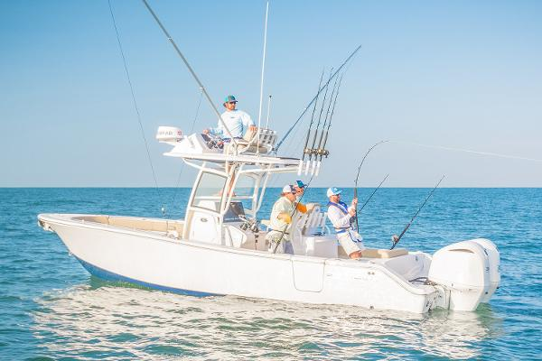 Sportsman Open 282TE Center Console Manufacturer Provided Image
