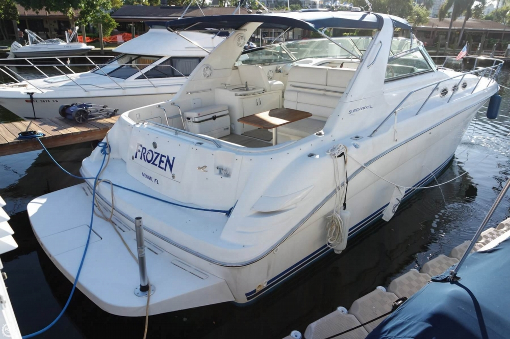 Sea Ray 370 Sundancer 1996 Sea Ray 370 Sundancer for sale in Hallandale, FL