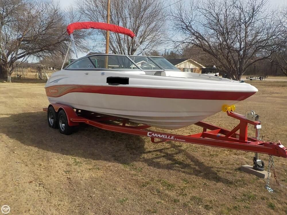Caravelle Boats 206 Bow Rider 2008 Caravelle 206 Bow Rider for sale in Bridgeport, TX