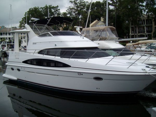 Carver 396 Motor Yacht Photo 1