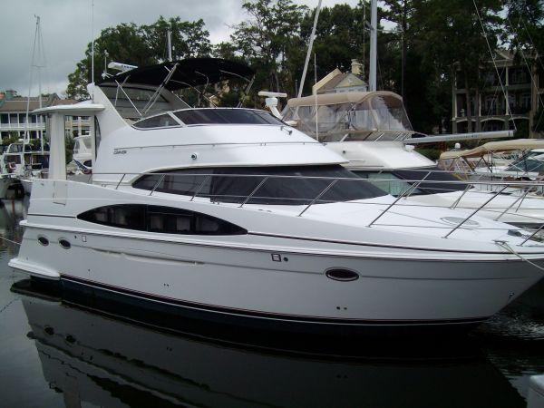 Carver 396 Motor Yacht Photo 1