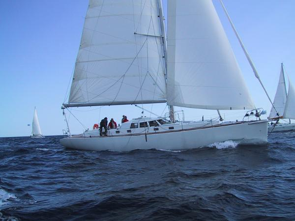 Sailing Yacht 52'  Sailing Yachts Bouvet 52