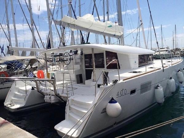 Lagoon 400 S2 Lagoon 400 S2 (2017) - Actual boat