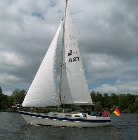 Hallberg-Rassy 29 Scandinavia  Swasserschiff