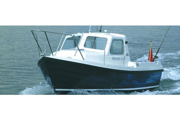 Orkney Boats Pilot House 20  Orkney Pilothouse 20