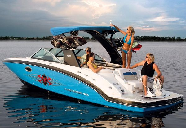 Chaparral 264 Xtreme Manufacturer Provided Image
