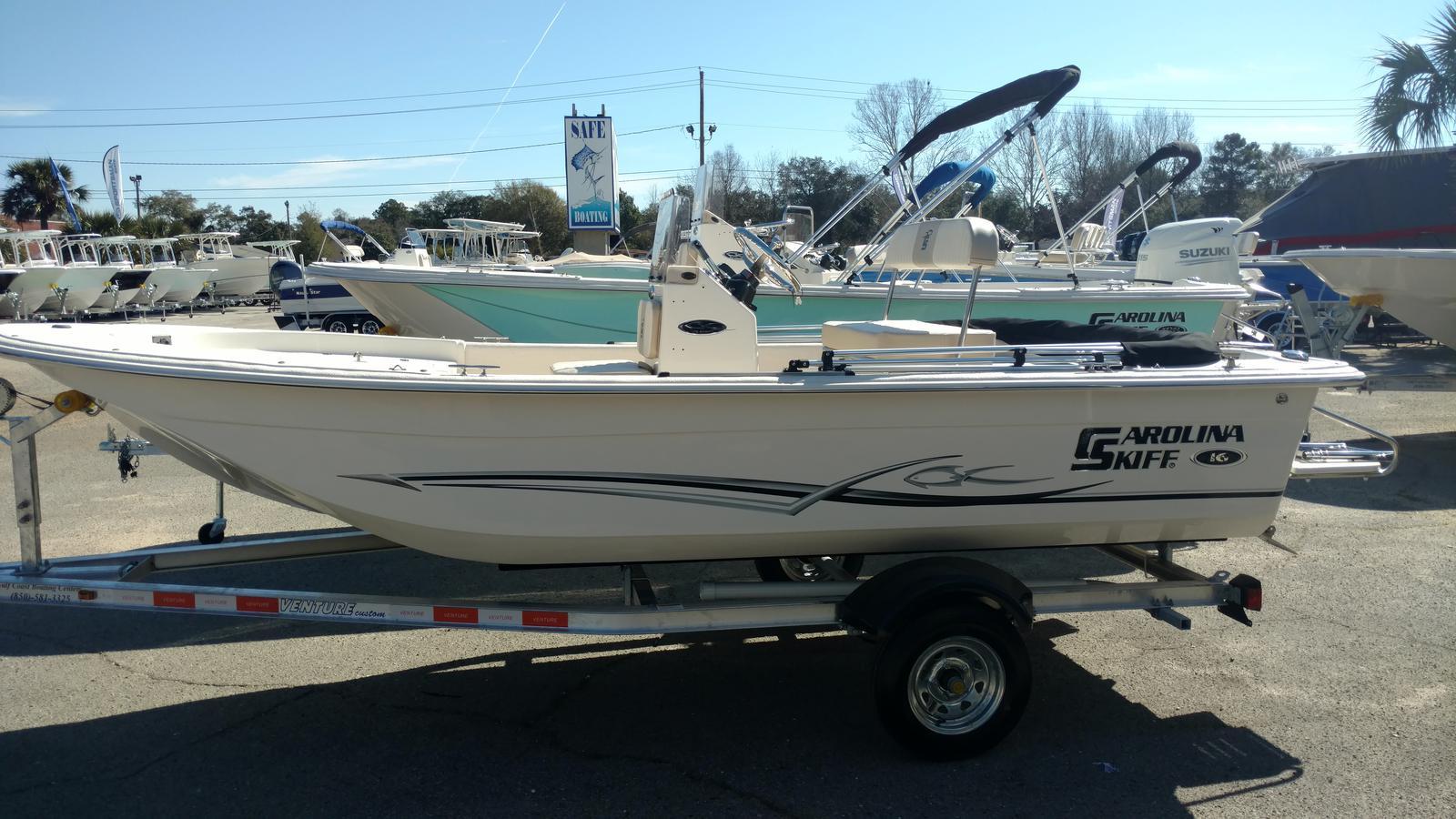 carolina strip boat