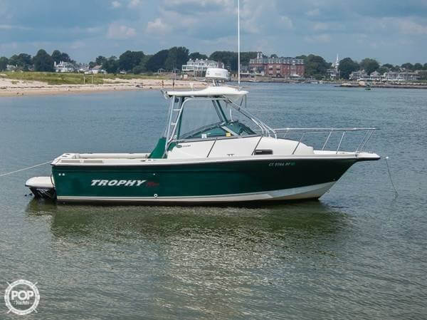 Trophy Pro 2352 WA 2004 Trophy Pro 2352 WA for sale in Pawcatuck, CT