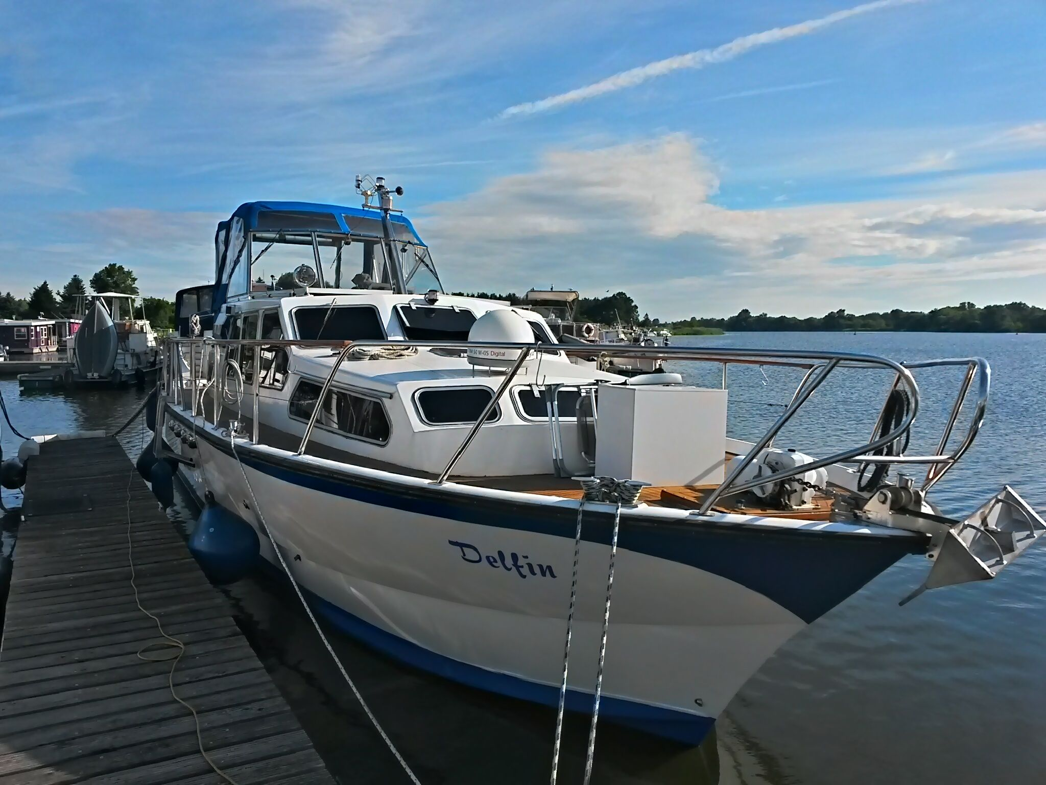 Caravelle Boats Super Caravelle mit 2 neuw Dieseln