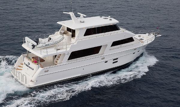 Hampton 720 Endurance LRC Sistership