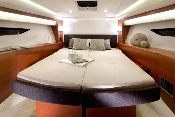 Forward Stateroom / Manufacturer Provided Image