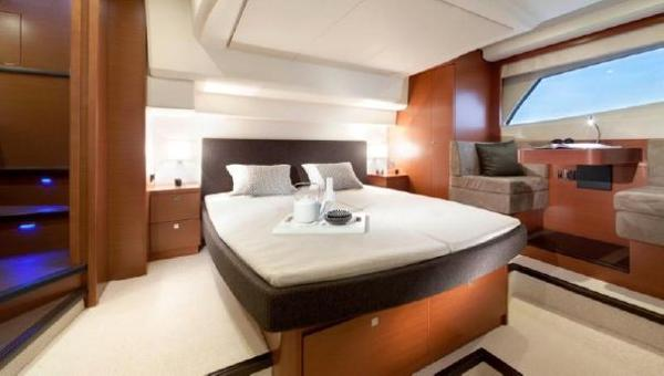 Master Stateroom / Manufacturer Provided Image