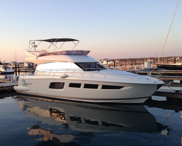 2014 Prestige 500 Flybridge / In Stock