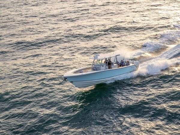 Mako 414 CC Bluewater Family Edition