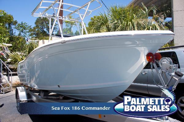 Sea Fox 186 Commander