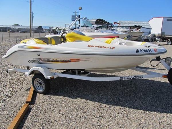 Sea-Doo Sport Boats 16 sportster LE