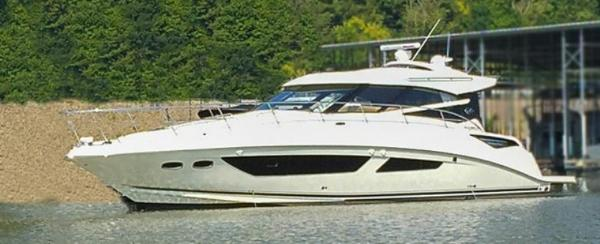Sea Ray 470 Sundancer Ext Profile