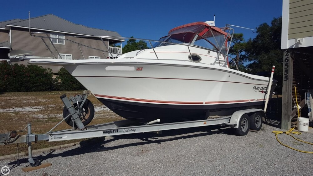 SportCraft 241 Walkaround 2000 Sportcraft 241 WA for sale in Orange Beach, AL