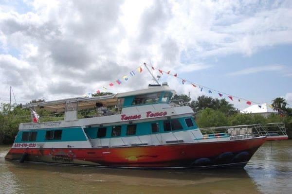 Bonner Boat Design Group Passenger Vessel