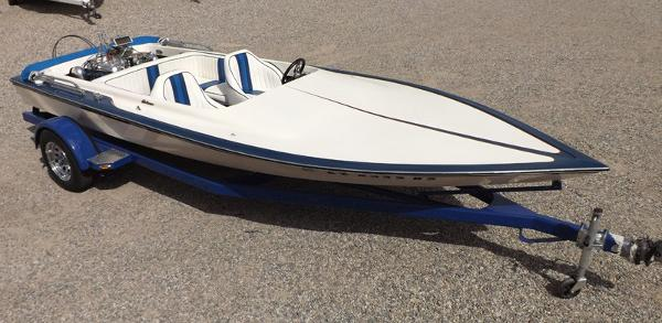 Challenger Boats Jet Boat 18'