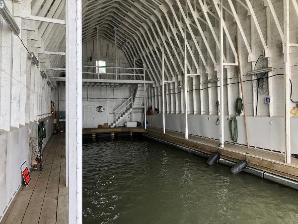 Custom Boathouse