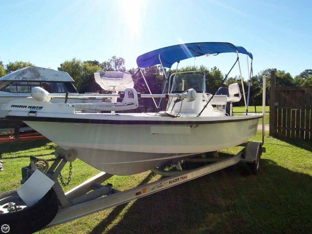 Blazer Boats 1960 Bay Boat 2013 Blazer Bay 1960 Bay Boat for sale in Mandeville, LA