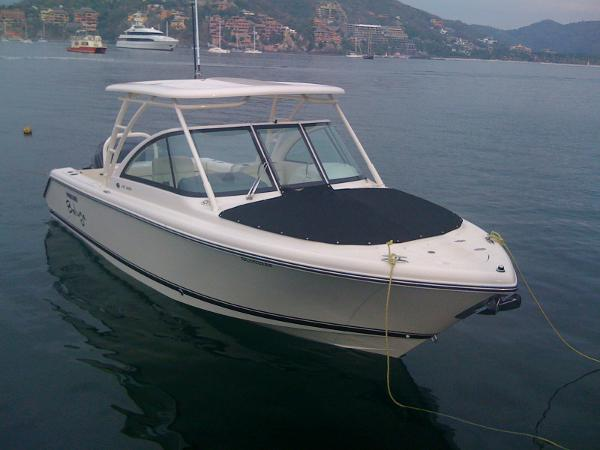 Pursuit 265 Dual Console