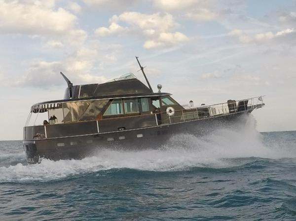 Hatteras One of a kind Motor Yacht