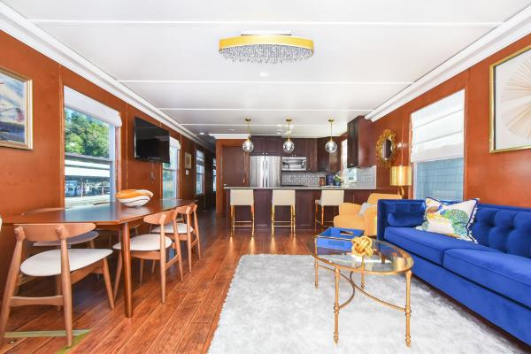 Summersun Houseboats Houseboat