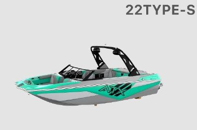 ATX Surf Boats 22 TYPE - S