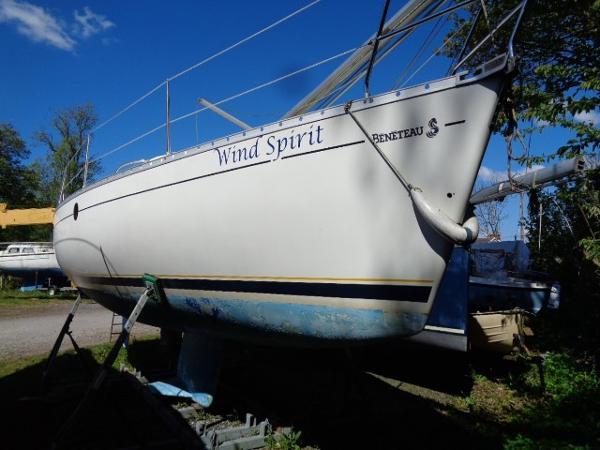 Beneteau First 285 Beneteau First 285 - Wind Spirit