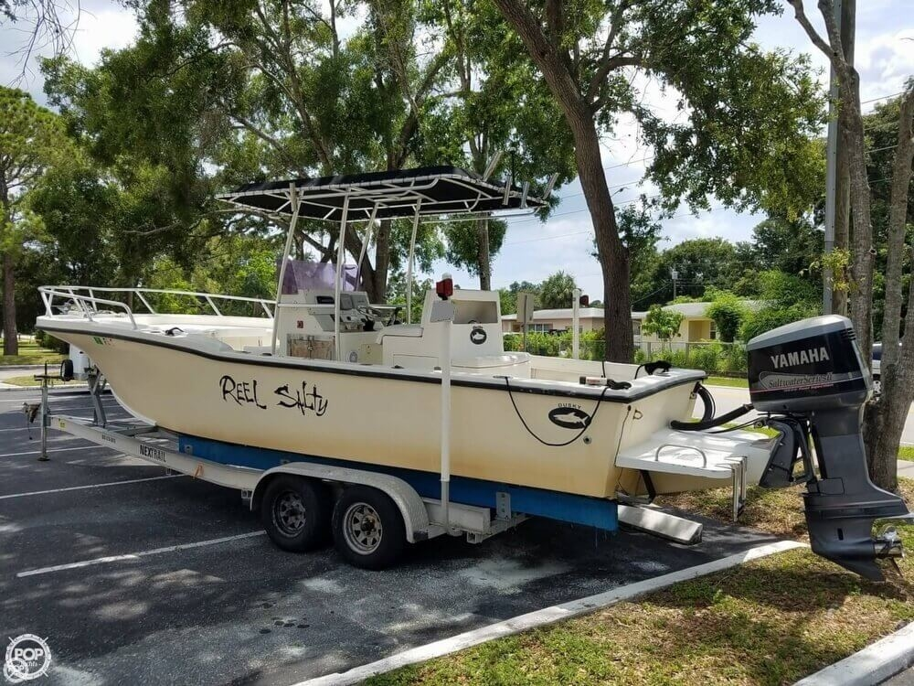 Dusky 256 Center Console 1985 Dusky Marine 256 Center Console for sale in Pinellas Park, FL