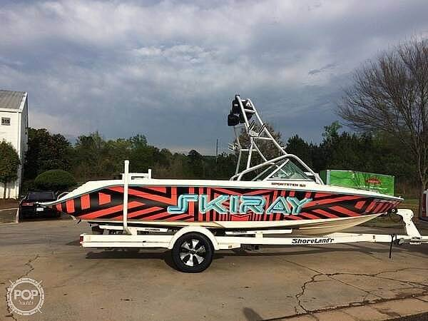 Sea Ray Ski Ray Sportster BR 1995 Sea Ray SkiRay Sportster BR for sale in Abbeville, GA