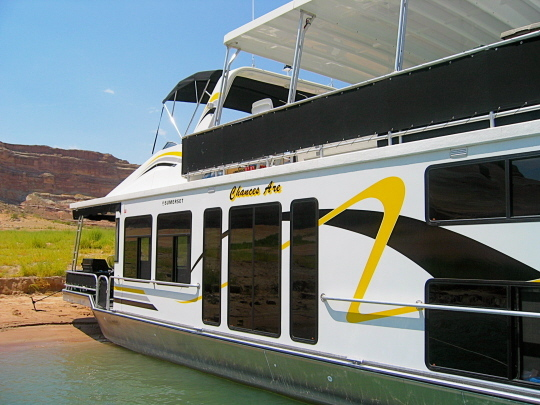 Sumerset Custom Multi Owner Houseboat