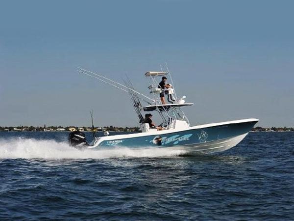 Bluewater Sportfishing 355