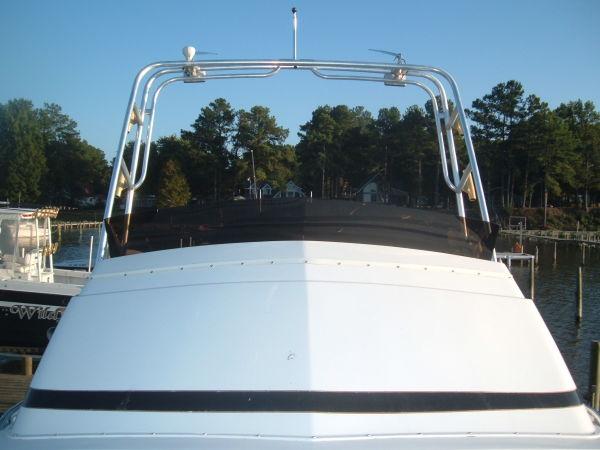 new upper windscreen
