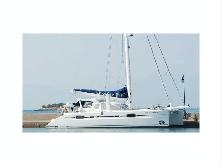 Catana Catamarans Catana 522