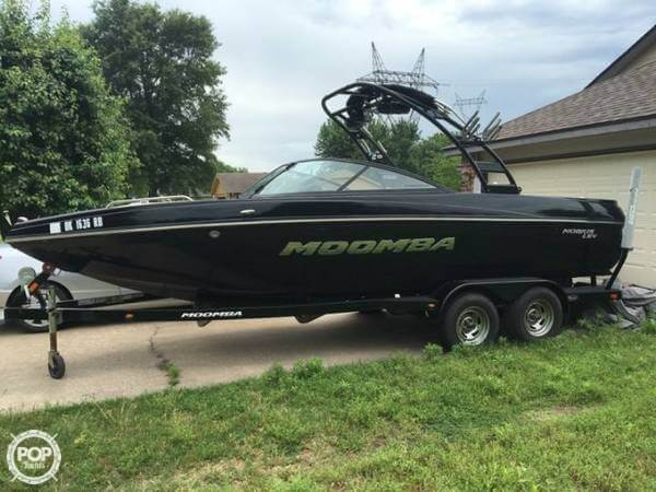 Moomba Mobius LSV 2013 Moomba Mobius LSV for sale in Sand Springs, OK