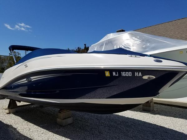 Sea Ray 260 SD
