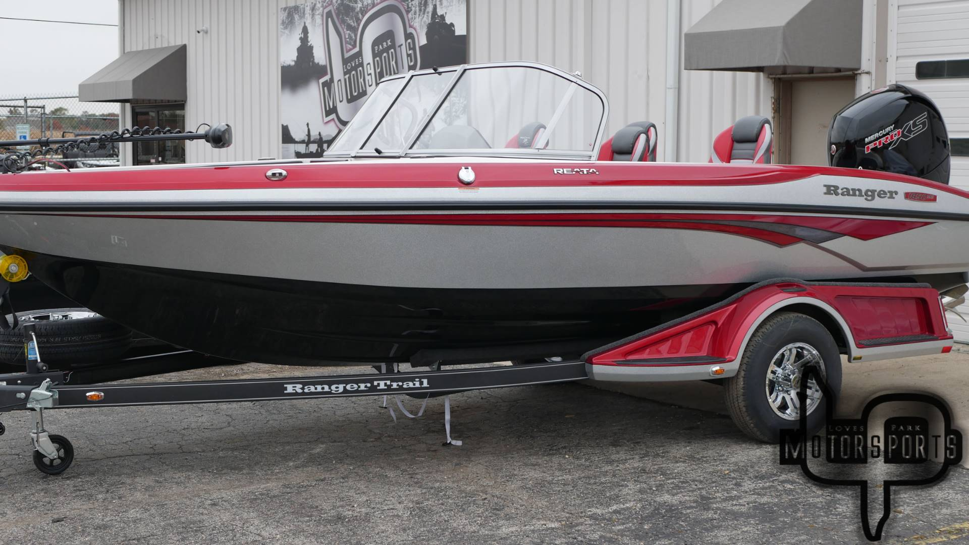 Ranger 1850MS Family Fun Package